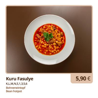 Kuru-Fasülye