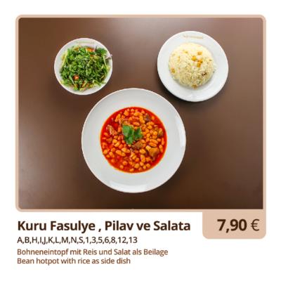 Kuru-Fasülye-Pilav-ve-Salata